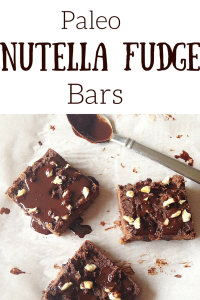 Nutella Fudge-2