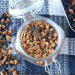 http://athleticavocado.com/2015/07/24/sweet-and-salty-blueberry-almond-granola/