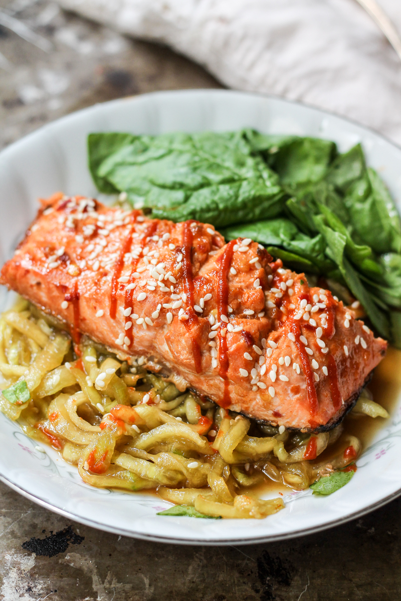 21 Healthy Salmon Recipes