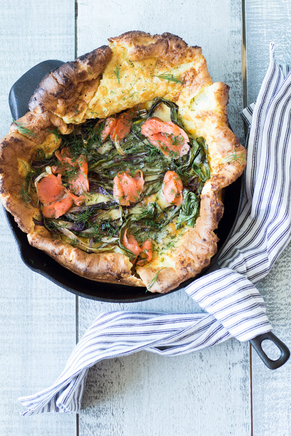Spring-Onion-and-Smoked-Salmon-Dutch-Baby-1