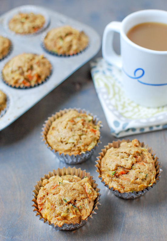 Zucchini-Carrot-Apple-Muffins-1