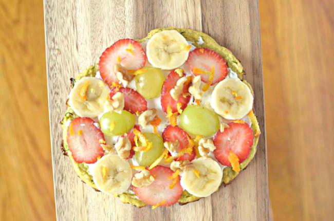 Zucchini Pizza 2 R