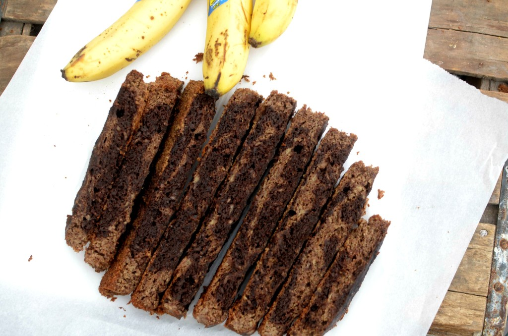 Now you can have your coffee and eat it to with this Slow Cooker Paleo Mocha Swirl Banana Bread! Its also gluten-free and vegan-friendly!