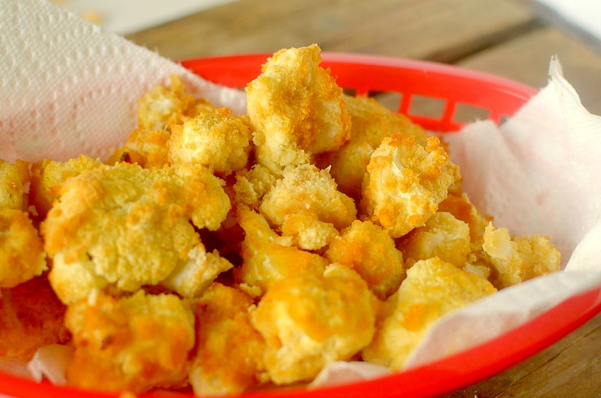 Pineapple Teriyaki Cauliflower Poppers 1