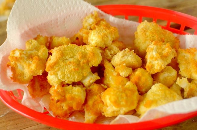 Pineapple Teriyaki Cauliflower Poppers 5