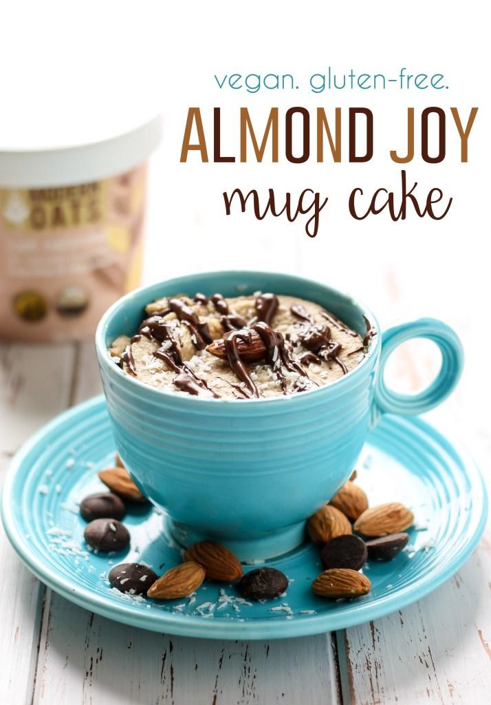 Chunky Monkey Cake Mug