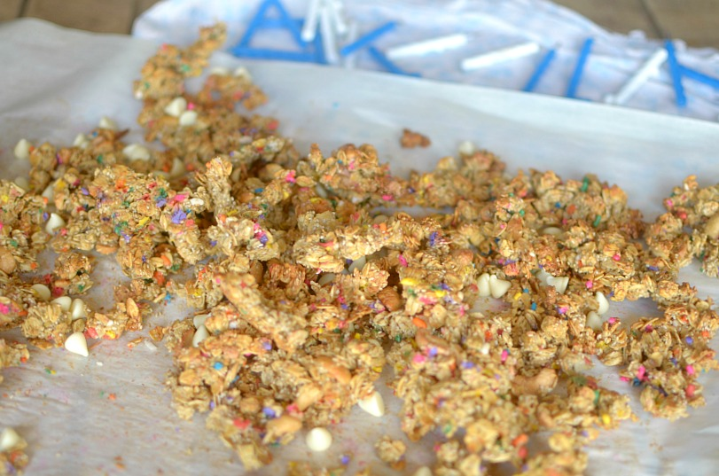 Birthday Cake Granola 5 Clean And Healthy Eating Recipes By Two