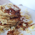 hidden veggie paleo apple harvest pancakes