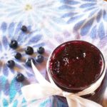 lemon-blueberry chia seed jam